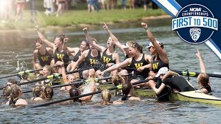 Washington women's rowing wins Pac-12's 500th NCAA Championship