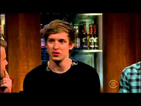 George Ezra - little chats on The Late Late Show with James Corden