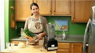 Raw Mango Juice & Smoothies : How To Make Fruit & Vegetable Juice In A Blender