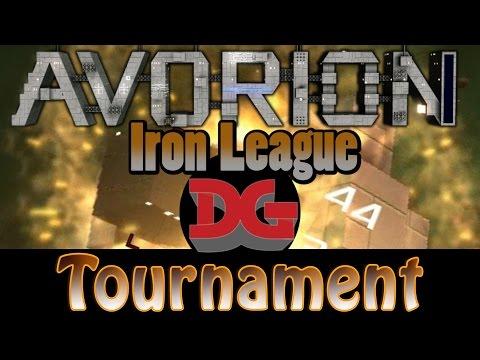 Avorion ► Iron League Tournament! - Live 2 hour PVP challenge!