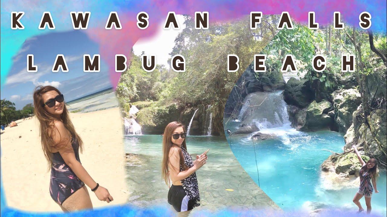 KAWASAN FALLS & LAMBUG BEACH | BADIAN, CEBU | TRAVEL AND EXPLORE