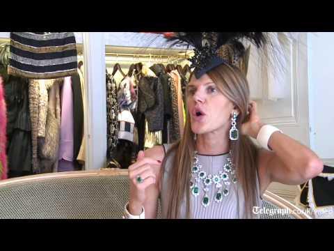 Anna Dello Russo: The Lady Gaga of Fashion Week