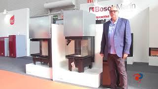 Kratki, empresa polaca de estufas y chimeneas a gas y a leña, por Bosch Marín