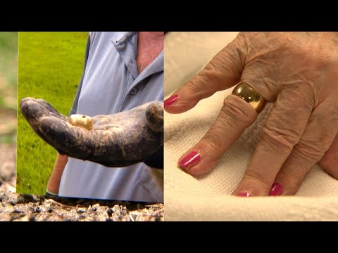 Lance Houston - Man Finds 94-Year-Old Woman's Lost Wedding Ring