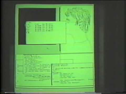 The Blit - The first Unix graphical multi-programming terminal by Rob Pike and Bart Locanthi