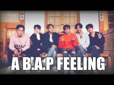 B.A.P goes with any emotion