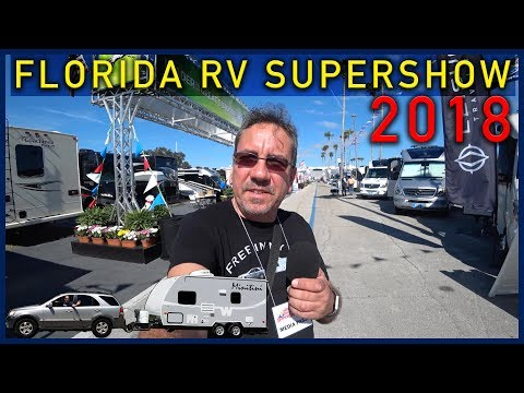 Florida RV Supershow 2018 - Industry Day Part 1