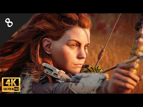 HORIZON ZERO DAWN Complete Edition Playthrough Part 8/69 (4K60 120Hz) THE WOMB OF THE MOUNTAIN |