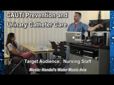 SA STGEC Ad Hoc Talk ~ Urinary Catheters (2013)
