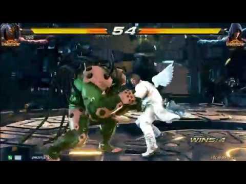Tekken 7 FR Gigas vs Jin