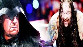 Undertaker Attacks Bray Wyatt Before WrestleMania 31! (Simulation)