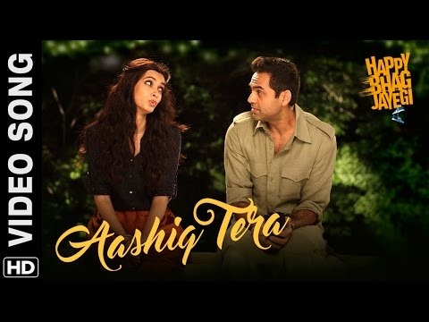 Aashiq Tera (Official Song) | Happy Bhag...