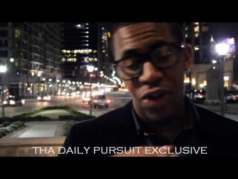 DJ Genius interview with @ThADailyPursuit