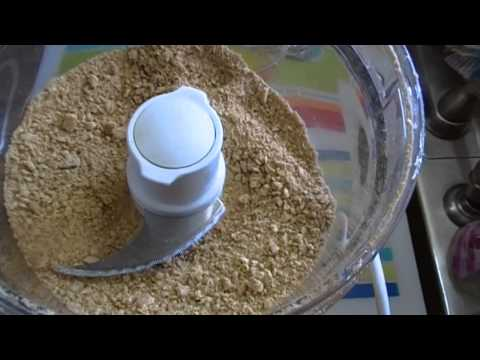 How To Make Graham Cracker Crust For Cheesecake!  Noreen's Kitch