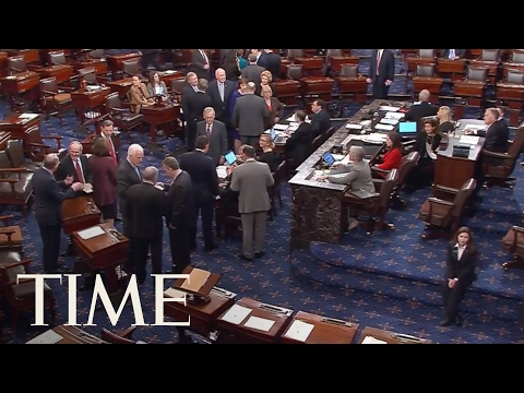 The Vote: US Senate Debates The Nomination Of Betsy DeVos As Education Secretary | TIME