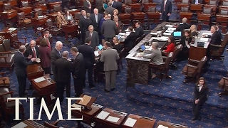 The Vote: US Senate Debates The Nomination Of Betsy DeVos As Education Secretary | TIME