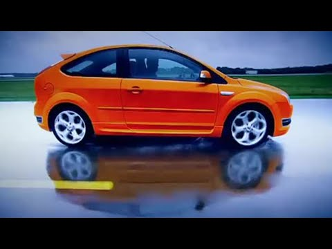 Ford Focus ST review | Top Gear | BBC