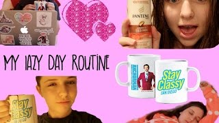 Lazy Day Routine!