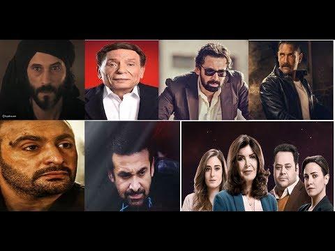 افضل مسلسلات رمضان 2017 ماذا
