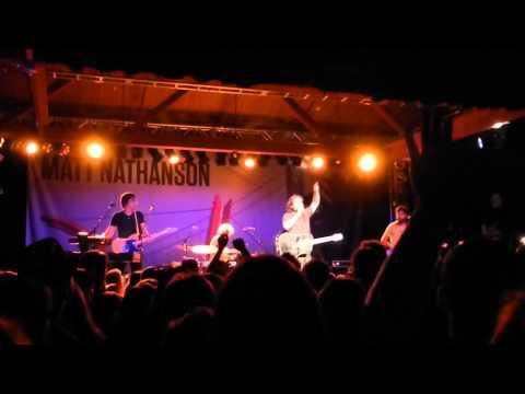Matt Nathanson - Kill the Lights @ Showbox SODO 9.21.2013
