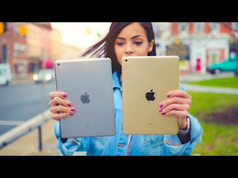 The $329 iPad - What's New? (2017)