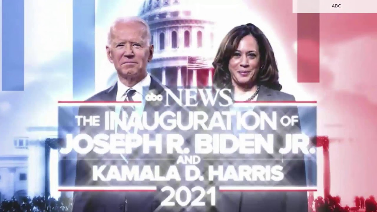 ABC News Joe Biden inauguration promo