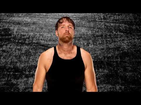 WWE: Dean Ambrose Theme Song [Retaliation] + Arena Effects (REUPLOAD)