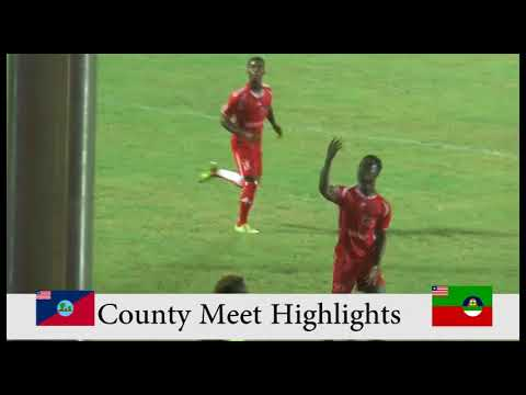 COUNTY highlights montserrado vs margibi