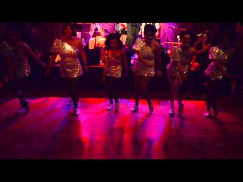 Harlem Mad: Portland Rhythm Shakers @ Secret Society 10/31/14