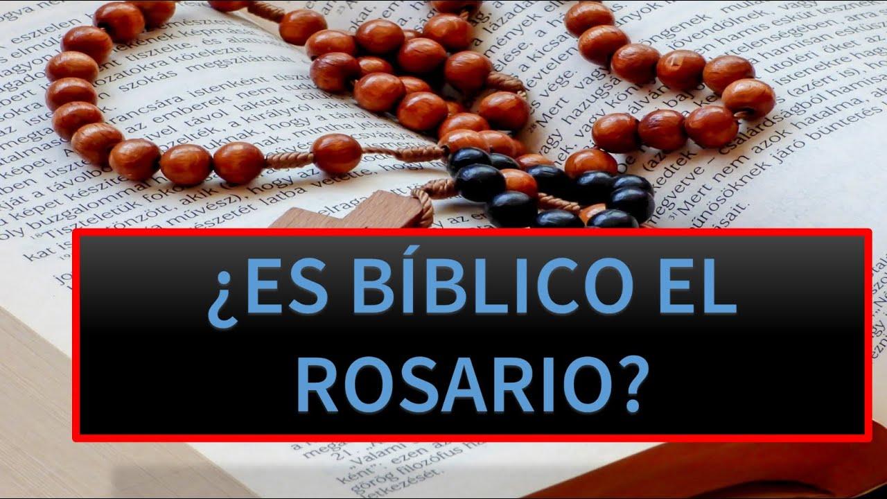 El Rosario y la Biblia
