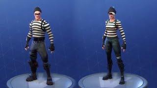 Fortnite new Robber skins!! Scoundrel and Rapscallion skin, nite owl pic and starry flight glider!