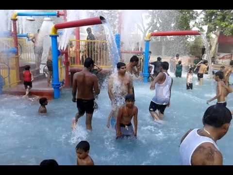 Mehsana water park.enjoy