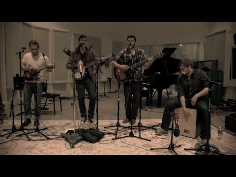 """Queen City Sessions: Jim Trace & The Makers - """"Born To Roam"""""""