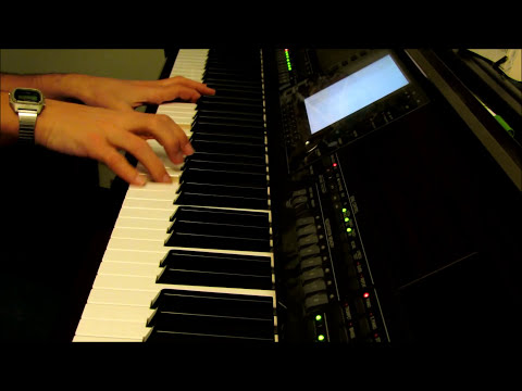 Christ the Lord Is Risen Today - piano instrumental hymn
