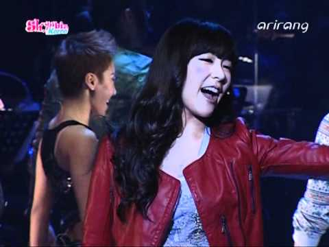 [111122] SNSD Tiffany - Arirang Showbiz Korea Fame Musical Press Conference