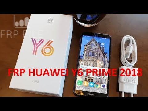 Solution Bypass FRP Huawei Y6 prime 2018 (ATU-L42) android Oreo 8 0