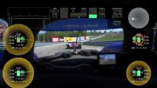【PS4】プロジェクトカーズ Project CARS LMP1 Watkins Glen International 7laps