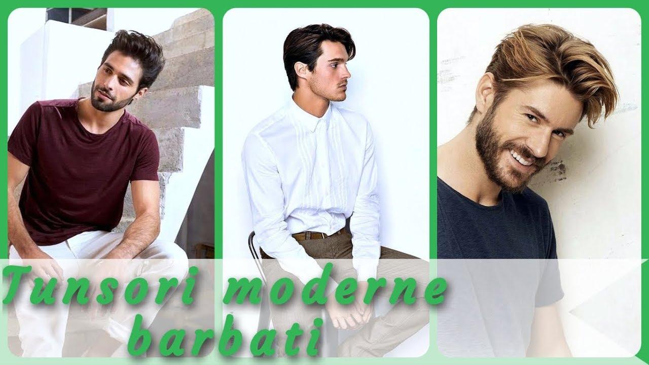 20 Modele De Tunsori Moderne Barbati 2019 Youtube