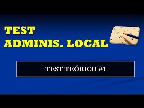 test-administración-local-#1