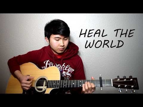 Michael Jackson  - Heal The World | INSTRUMENTAL | KARAOKE ACOUSTIC