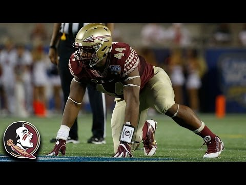 Demarcus Walker Wins ACC Defensive Player of the Year