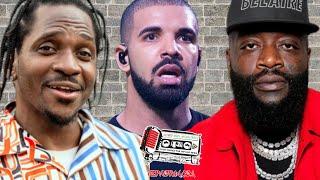 Pusha T EXPOSES Why His Verse Was Erased Off Rick Ross Allbum!!
