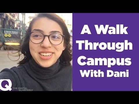 A Walk Through Campus with Dani!