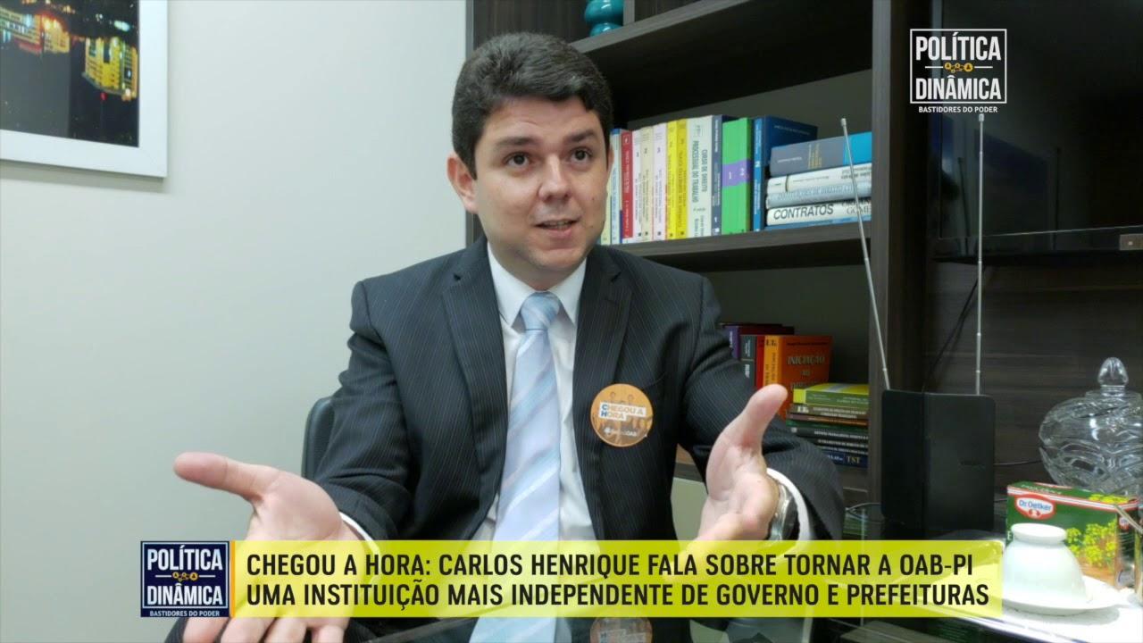 CHEGOU A HORA! Marcos Melo Política Dinâmica