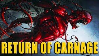 RETURN OF CARNAGE │ Comic History