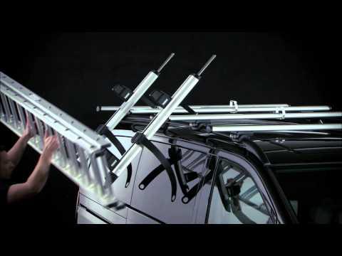 Thule Ladder Tilt 311 видео
