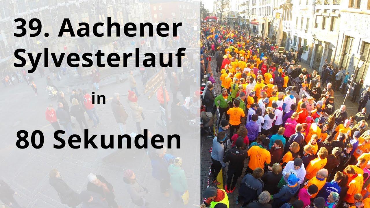 Aachen Silvesterlauf 2017