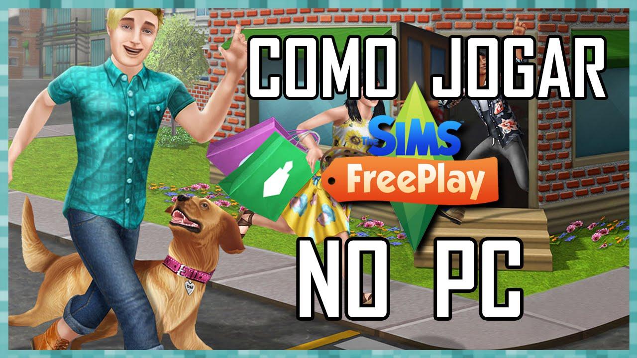 como jogar the sims 4 online
