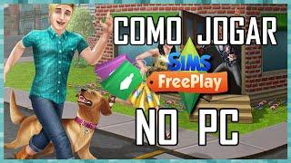 Como jogar The Sims FreePlay no PC