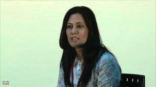 Vaahini webcast with Chhavi Rajawat, India's first woman Sarpanch with an MBA